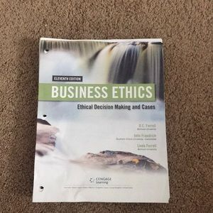 Loose Lead Business Ethics College Textbook